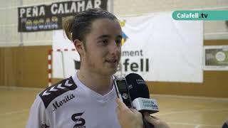 CE Platense Calafell 5-AEK Sant Cugat 2