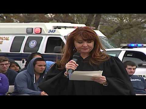 2014 DUI Reenactment