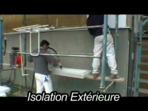 Servaplan isolation ext rieure youtube for Isolation exterieure
