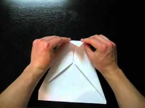 how to make a paper arrow