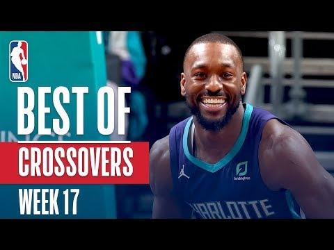 NBA's Best Crossovers | Week 17