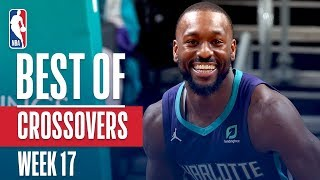 NBA's Best Crossovers | Week 17