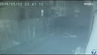 WATCH: Girl falls out 4-story window and survives