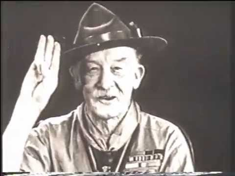 Baden Powell - Scouting Documentary (1984)