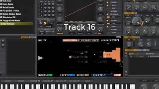VPS Avenger - MIDIWARS - complete Chiptunes SID Soundtrack HQ