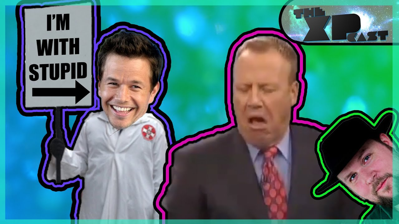MARK WAHLBERG IS A RACIST & ANCHORMAN EATS CAT VOMIT ... Mark Wahlberg Racist