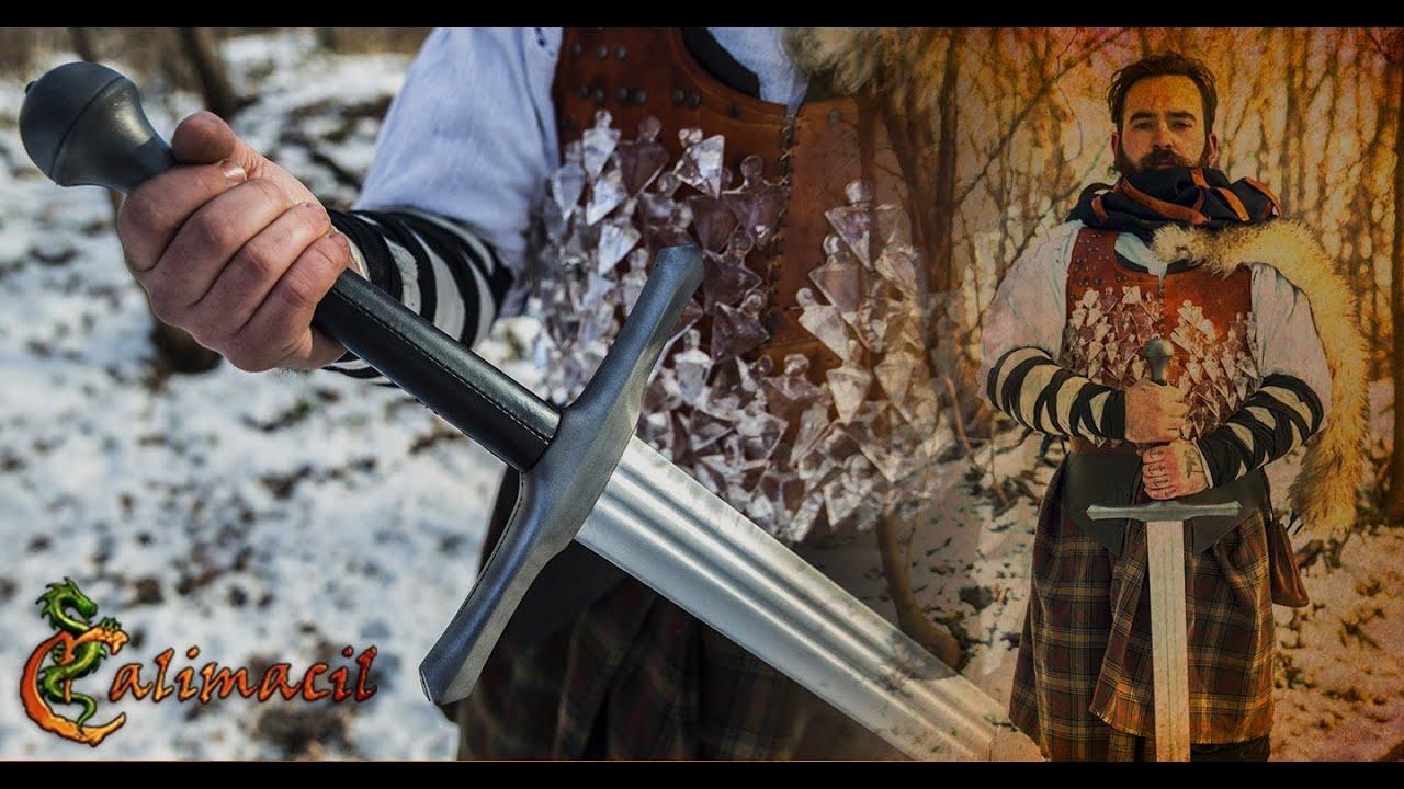 Calimacil - Bellator II - Foam LARP two-handed Sword