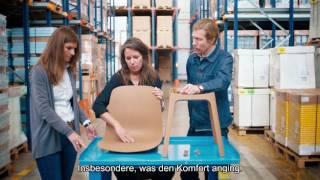 IKEA - ODGER: So entsteht Sitzkomfort