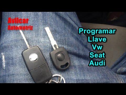 18a43cc4c Programar Codificar Duplicado Llave Volkswagen Jetta Seat Passat Ibiza