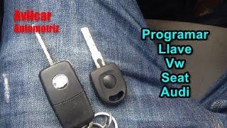 Programar Codificar Duplicado Llave Volkswagen Jetta Seat Passat Ibiza