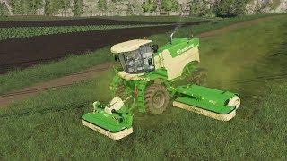 Farming Simulator 19 Timelapse #5 | Felsbrunn Conversion.