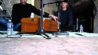 Hellvete & Simon Marius ( Maan ) live at Atlantikwall