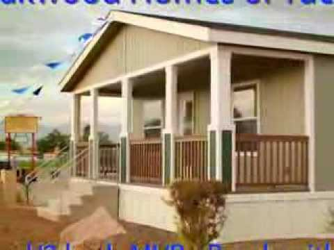 Oakwood Mobile Homes >> Oakwood Homes of Tucson MVP - Porch Model Mobile Home - YouTube