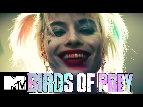 David Kane - BIRDS OF PREY | Official Trailer | MTV Movies