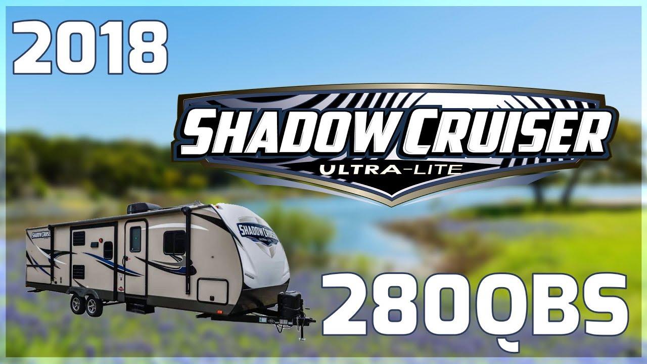 All Seasons Rv >> 2018 Cruiser Shadow Cruiser 280qbs Travel Trailer For Sale All Seasons Rv