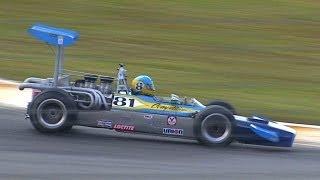 Formula 5000: Eric Haga Lola T190 Onboard