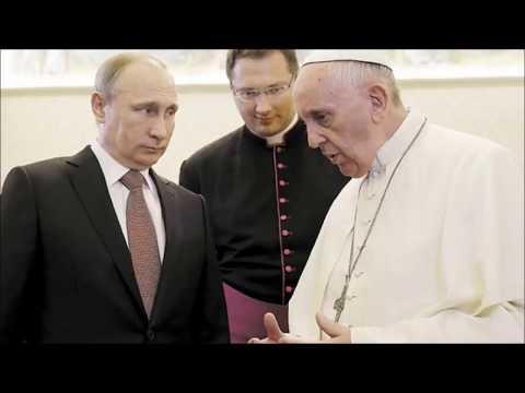 Russian President Putin Says Communist Jorge Bergoglio Is Not a Man of God - Must See!