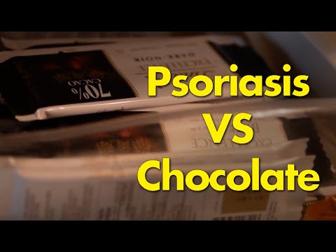 Psoriasis VS Chocolate - Introducing New Things To The Diet In 2019