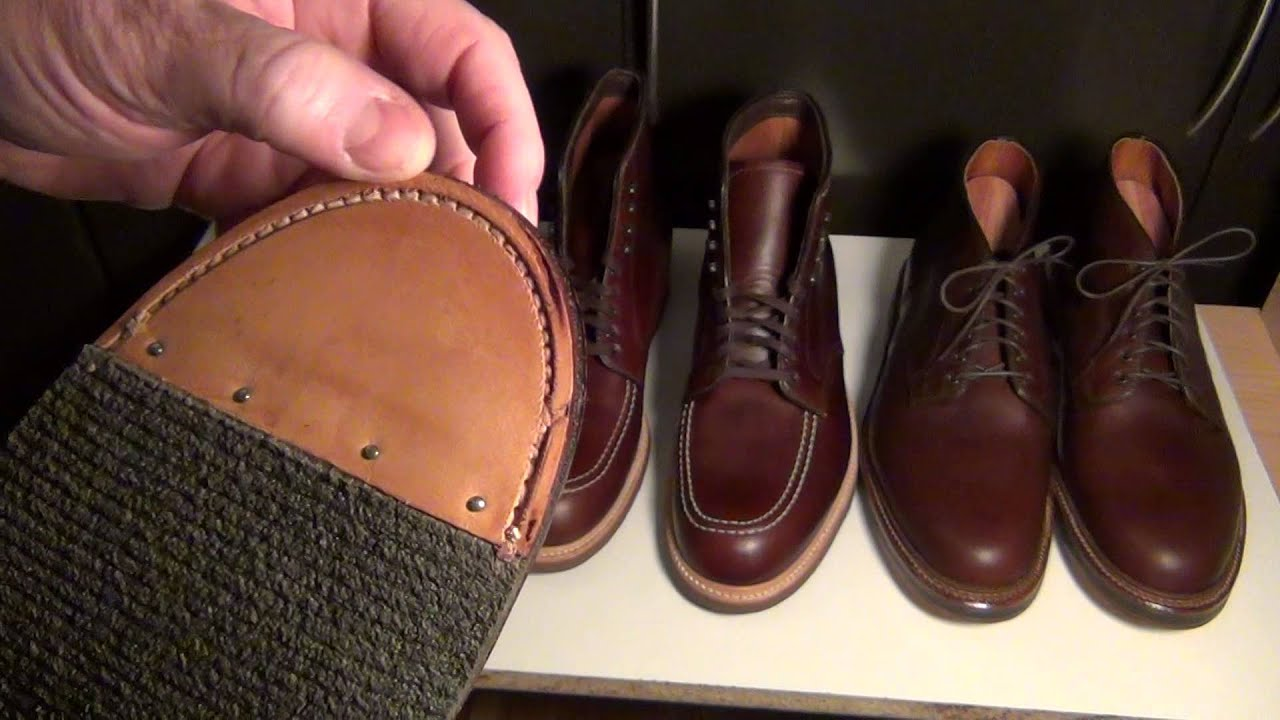 Alden Indy Boots 403 And J Crew And Shoes Sole