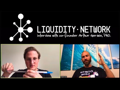 Liquidity Network ICO - Better than Lightning, Raiden and Trinity?!?