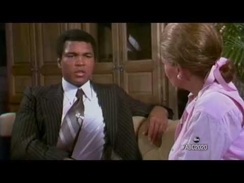 Muhammad Ali Talks Faith and Boxing Career