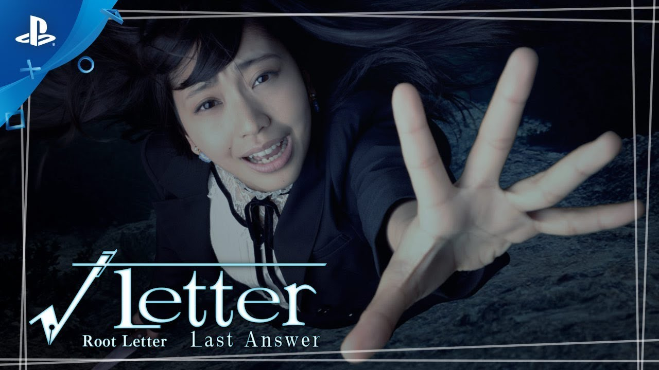 Root Letter: Last Answer - Gameplay Trailer | PS4