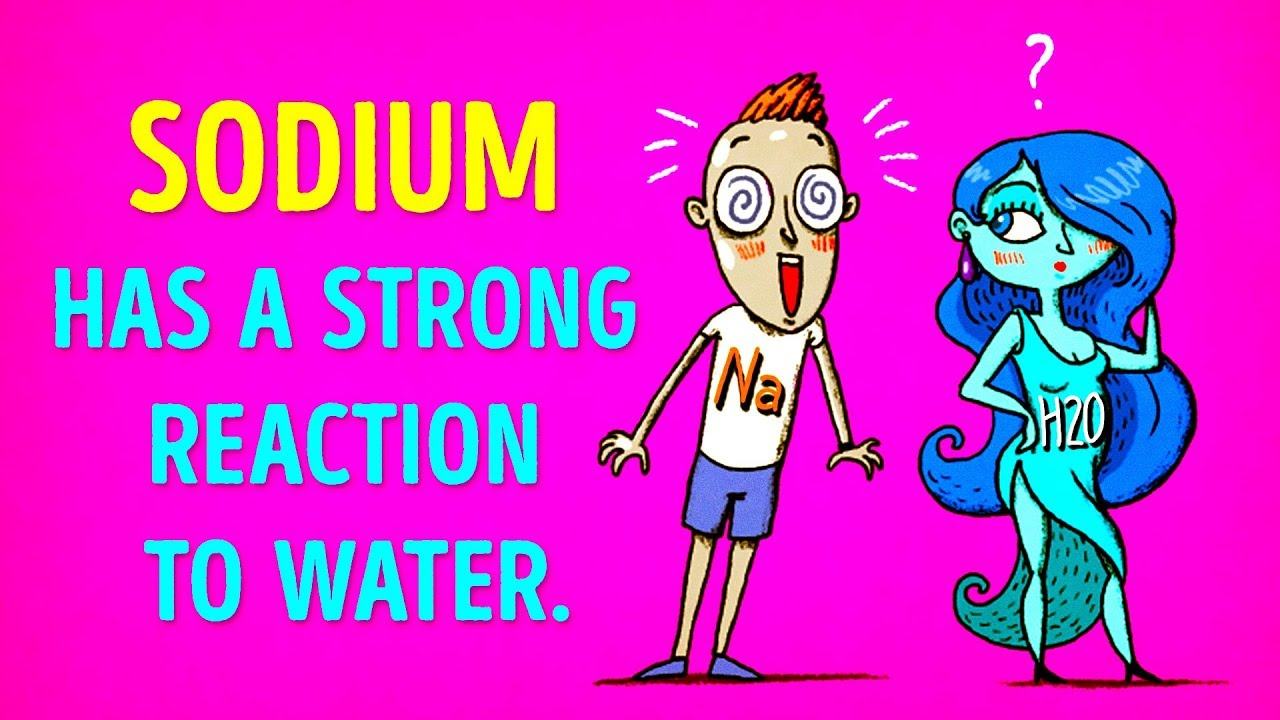 If chemical elements were people fun easy chemistry youtube if chemical elements were people fun easy chemistry urtaz Image collections