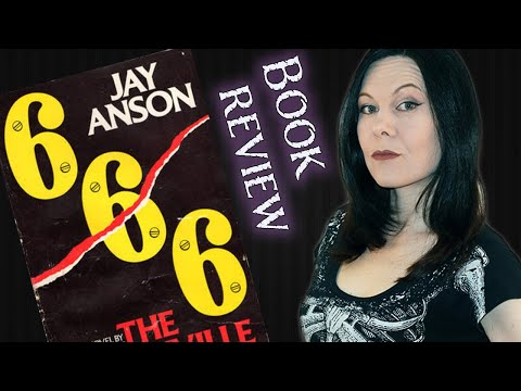 Typicalbooks 21 - 666 By Jay Anson - Booktube Horror Novel Review