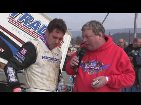 Port Royal Speedway Victory Lane 3/15/09