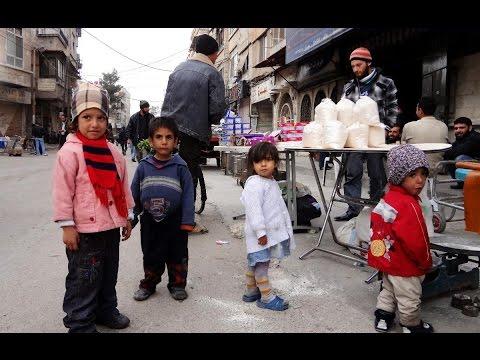 الغوطة الشرقية.. واقع مرير يفرضه الحصار وغلاء الأسعار - أخبار الآن