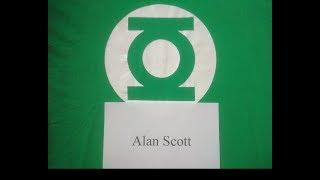 Green Lantern für Neulinge Teil 2 - Alan Scott