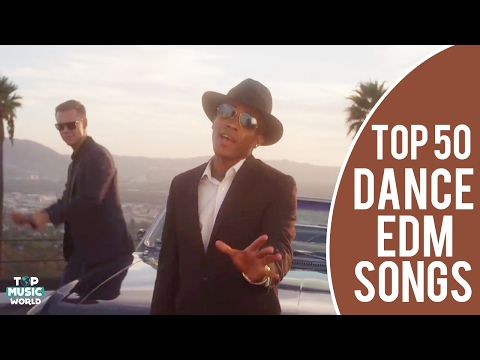 Top 50 Dance EDM Songs Of The Week - February 11, 2017