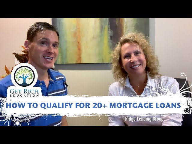 How To Qualify For 20+ Mortgage Loans