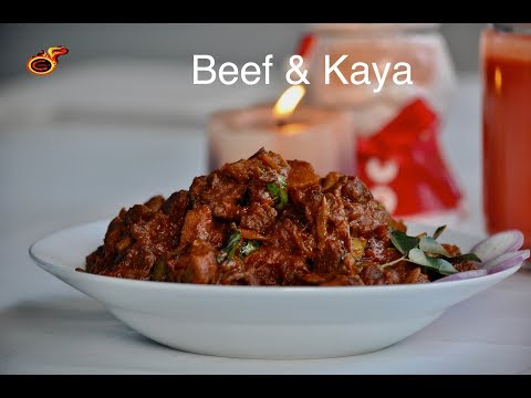 kerala beef kaya beef with raw banana ep 466 kerala cooking pachakam recipes vegetarian snacks lunch dinner breakfast juice hotels food   kerala cooking pachakam recipes vegetarian snacks lunch dinner breakfast juice hotels food