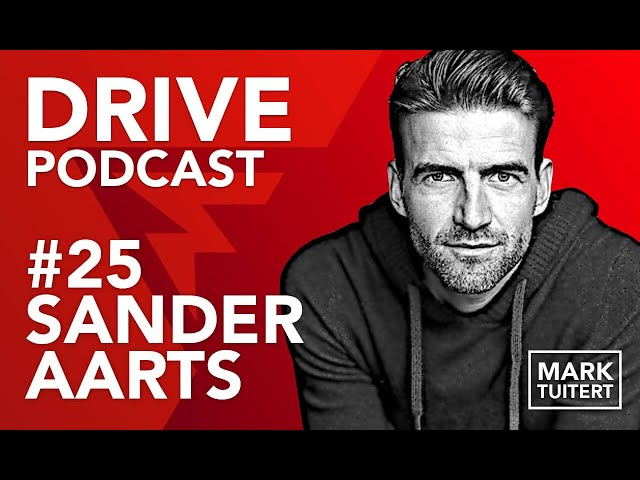 DRIVE #25 Sander Aarts. Special Forces.