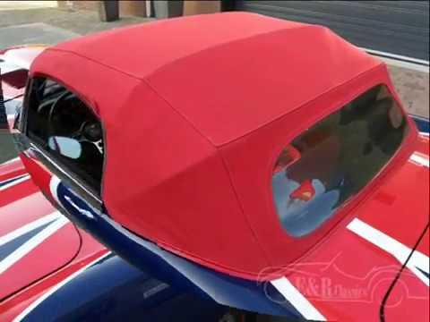 Captivating Austin Powers Shagadelic Jaguar E Type Roadster Shaguar VERY RARE  Www.ErClassicCars.com