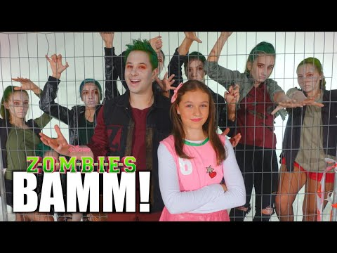 BAMM (From Disney Channel's ZOMBIES) | Jayden Rodrigues Dance Choreography