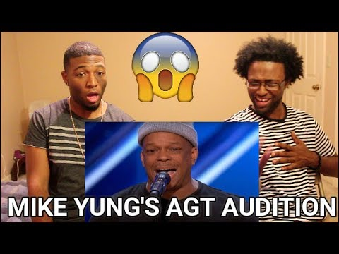 """Mike Yung: Subway Singer Stuns Crowd with """"Unchained Melody"""" - America's Got Talent 2017 (REACTION)"""
