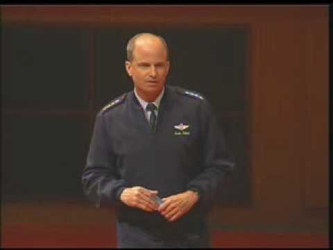 Gen. Kevin Chilton - All Hands APL (2/4)