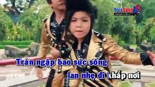 Hạnh Phúc Xuân Ngời HKTM Karaoke Beat Chuẩn HatVoiNhau Xyz