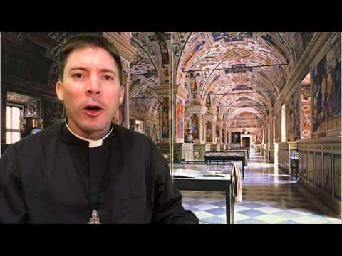 How to Read the Bible in One Year - Fr. Mark Goring, CC