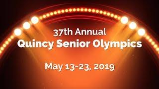 2019 Quincy Senior Olympics Highlights