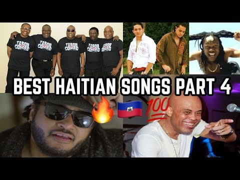 TOP HAITIAN SONGS OF ALL TIME PART 4 - Ft. Sweet Micky,Tabou Combo,T-Vice| Thee Mademoiselle ♔