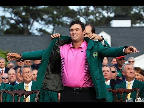 Patrick Reed won the Masters Championship...but not everyone was thrilled.