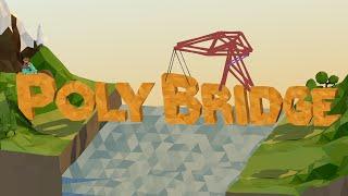 Eine Brücke baut sich nicht von allein! | 01 | POLY BRIDGE