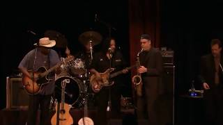Taj Mahal & The Phantom Blues Band - live in San francisco