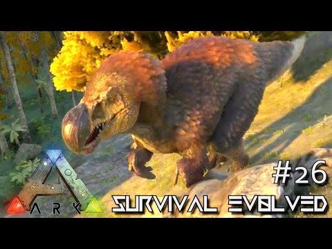 ARK: Survival Evolved - DODO REX & TREX SKELETON DINO SKIN !!! [Ep 26] (Server Gameplay)