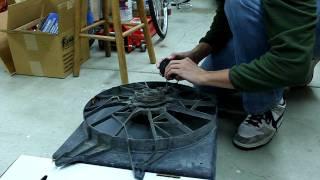Thunderbird Electric Fan