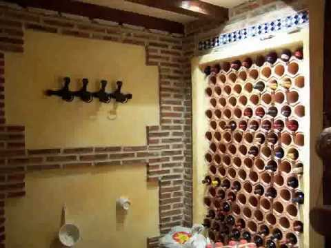 Decoraci n de bodegas youtube - Decoracion de bodegas ...