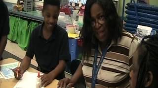 Children's Story Quilt- SAIL Academy